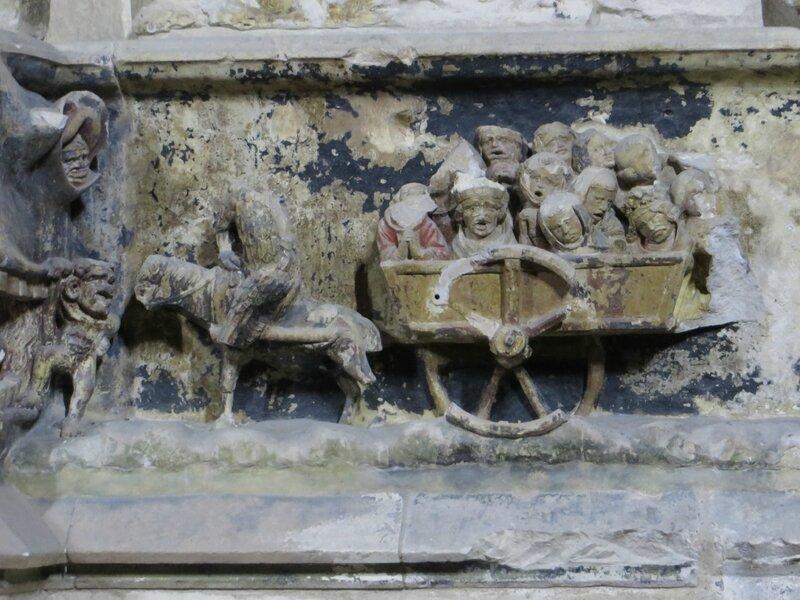Chapelle en la Cathédrale de Narbonne