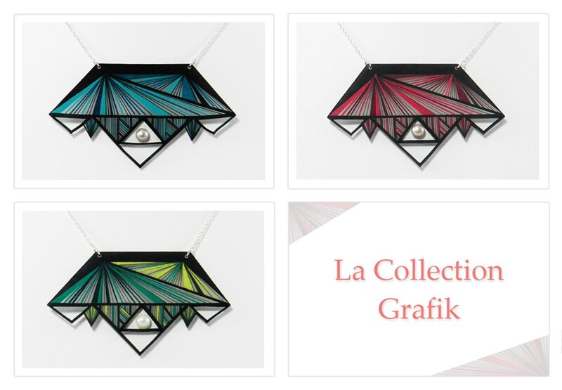 Visuel Collection Grafik - KATHLEEN BELLONDE