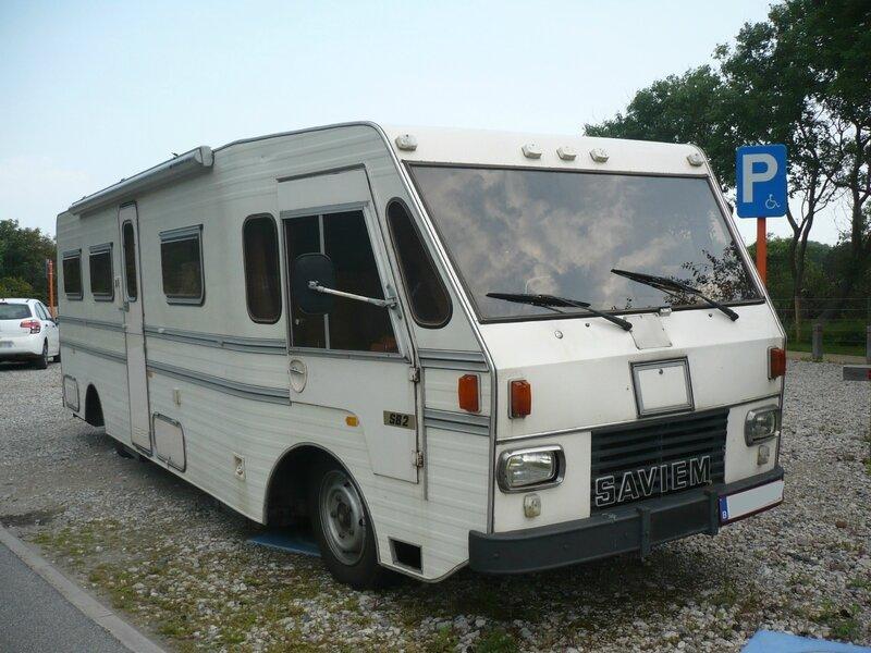 SAVIEM SB2 camping car De Haan (1)