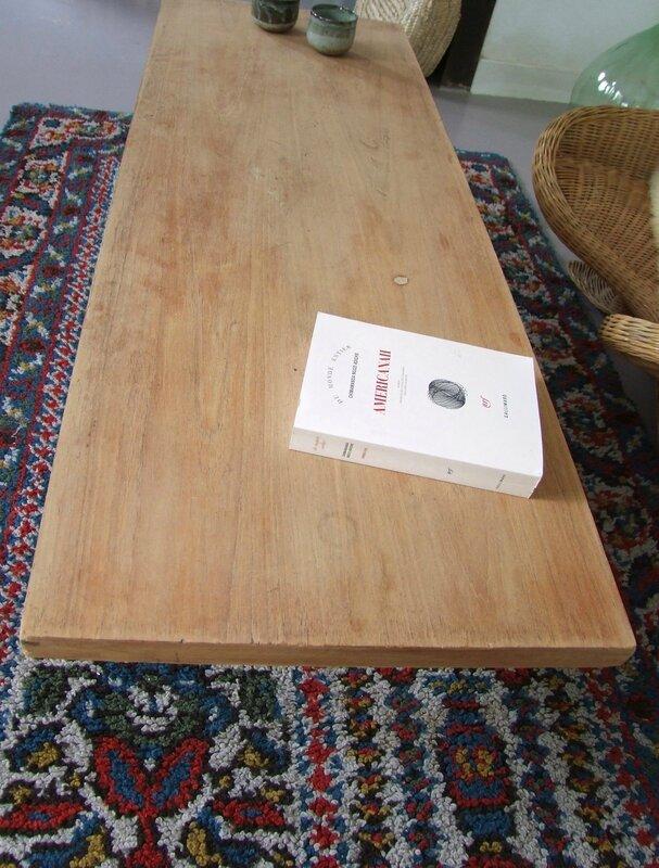 Table basse_années-60