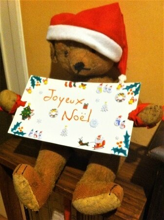 ours joyeux noel
