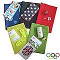 Un concours aux couleurs olympiques...