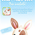 Bunny tales: eggs now available !