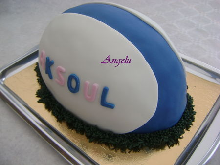 Ballon de rugby 3d ma petite patisserie contact isilda - Ballon rugby chocolat ...
