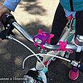 Avoir un nouveau vélo