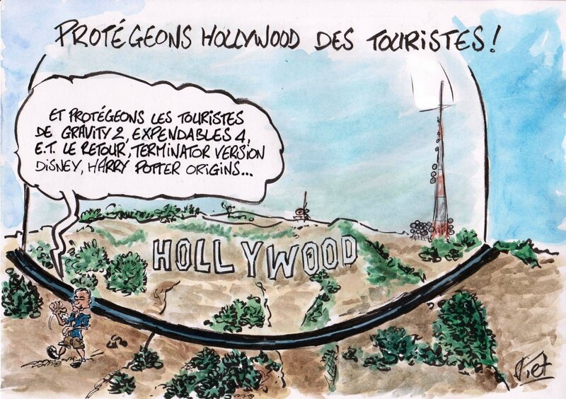 Hollywood sous cloche 001