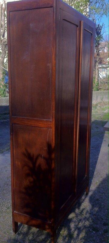 armoire parisienne profil