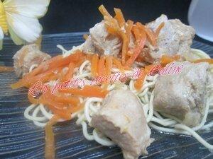Sauté de porc a l'orange33