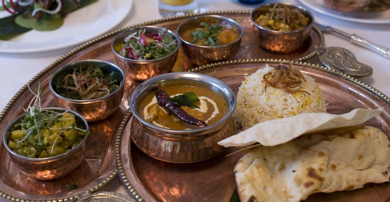 Thali V 201 G 201 Tarien 1 Photo De Plats Indiens Amp Nourriture