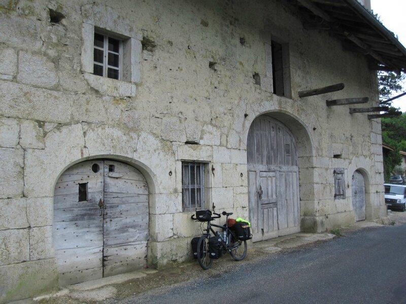 122 - gorges de l'Ain - porche - Sa 17 juil 2010