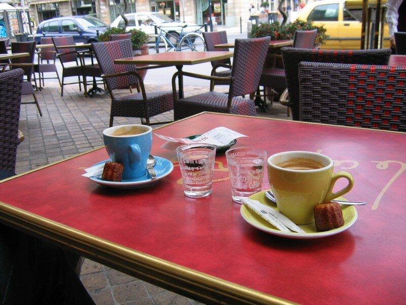P'tit café chic, un dimanche matin à Bx