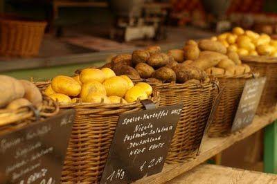 Cuisson des pommes de terre la cuisine de tattoo for Cuire des pommes de terre au micro ondes sac plastique
