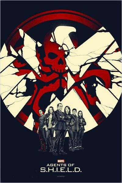 Agents of Shield (affiche) (1)