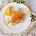 Samali, le gâteau grec qui te promène entre pinède et orangers
