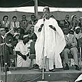Ahmadou ahidjo en 1960