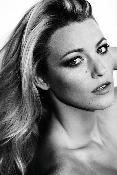 Blake Lively pour L'Oréal Paris