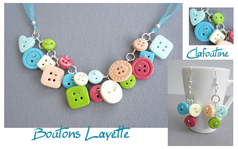 Boutons-layette