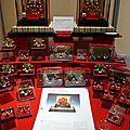 Les miniatures de poupées Hina de Kumiko Takayama