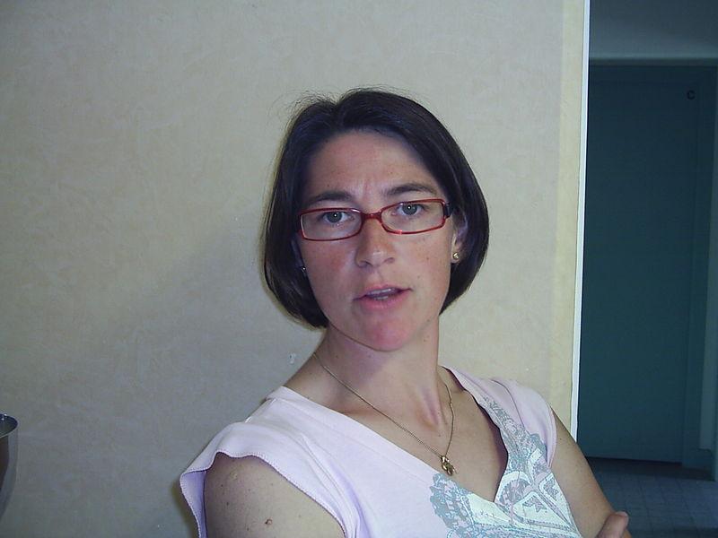 Sandrine, Vice-Présidente