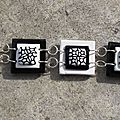 bracelet Black and White