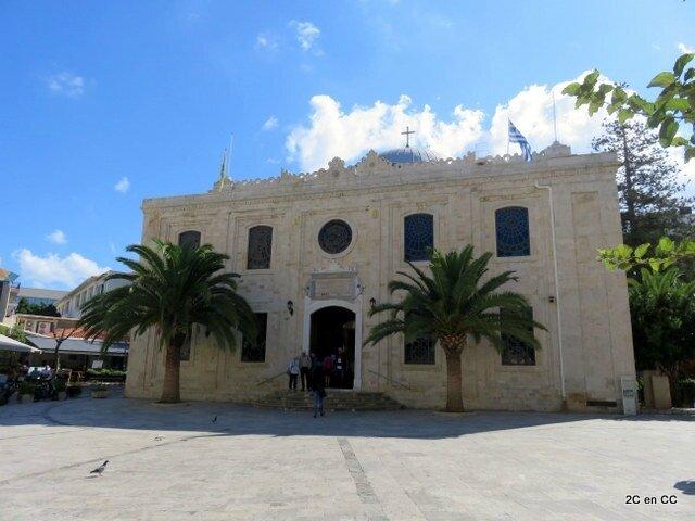 Eglise Saint Titus - Heraklion - Crète