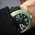Le bronze à la mode en horlogerie