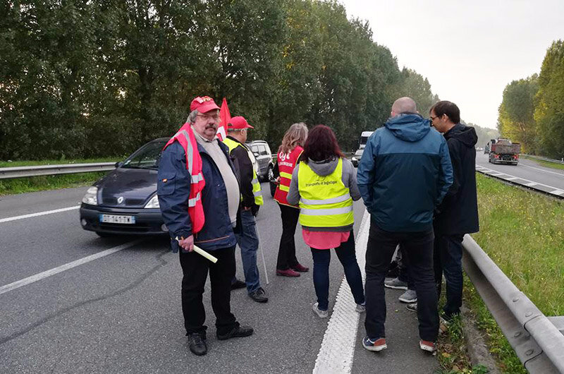 manif-routiers