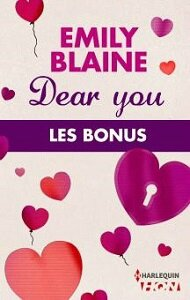 Dear You Bonus