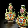 Sotheby's Hong Kong to hold Fine Chinese Ceramics and Works of Art Autumn Sales on 9 October 2012 