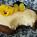 Des tartelettes au citron selon jacques genin