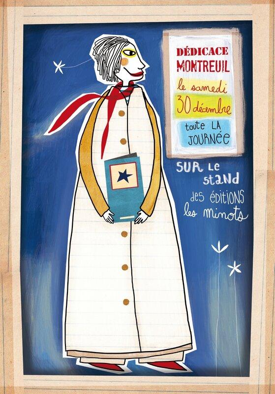 dedicace montreuil 2014