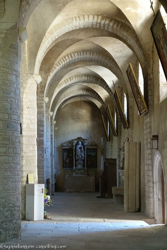 J2 Baume abbaye autre bas côté