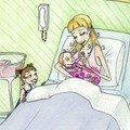 maternité couleur