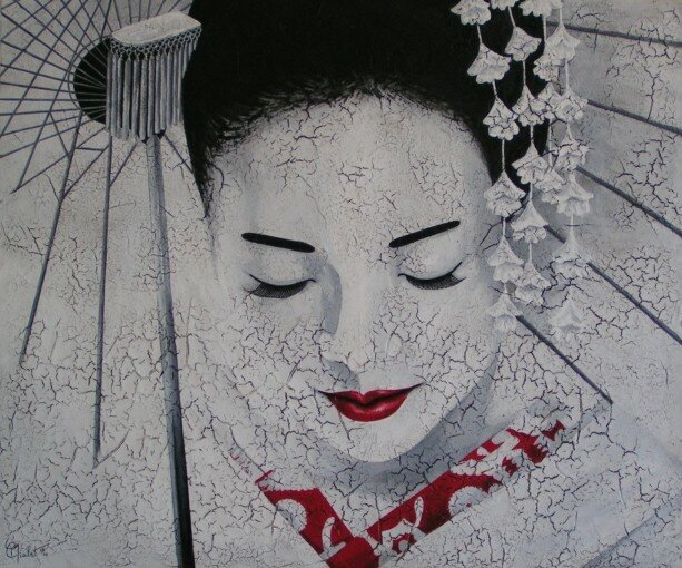 Sayuri - Zhang Ziyi 500