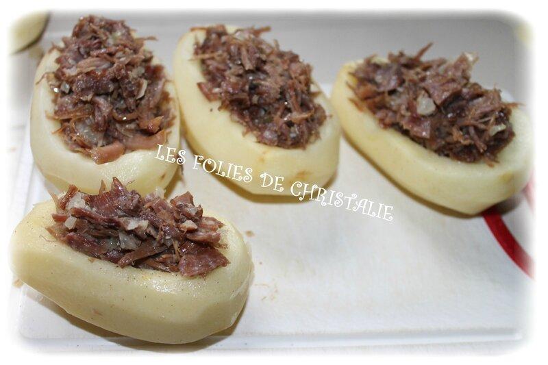 Pommes de terre au confit 8