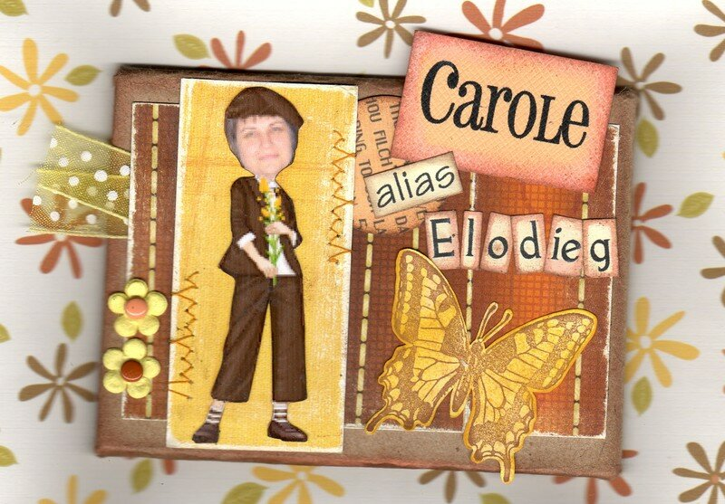 Badge pour Elodieg