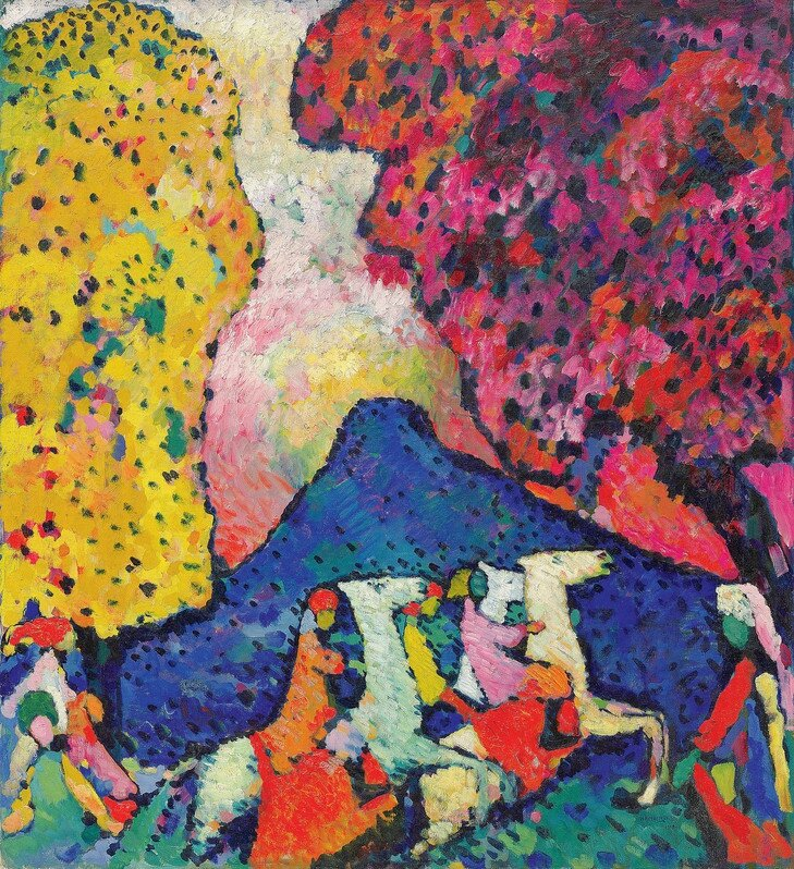 Wassily-Kandinsky-Montagne-bleue-huile-toile_0_730_798