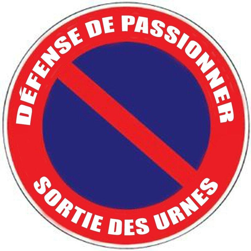 Défense de passionner