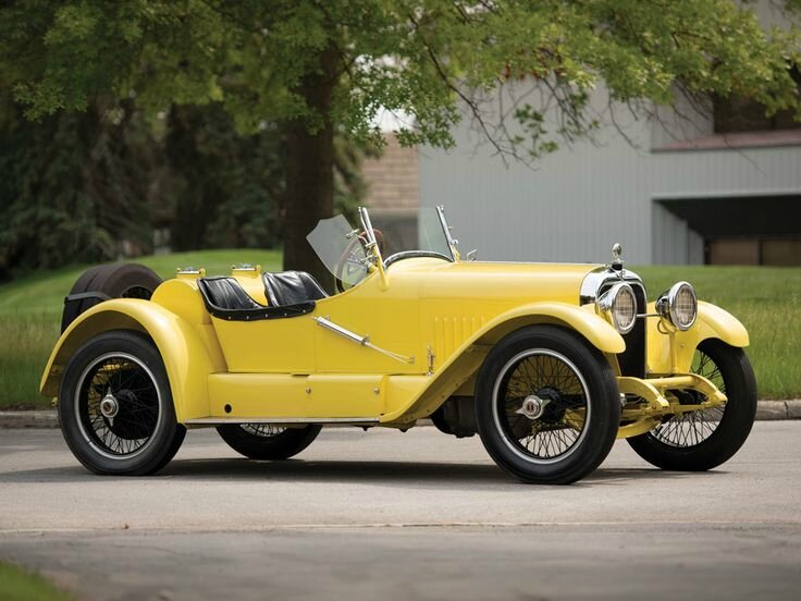 1922 Mercer Series 5 Raceabout