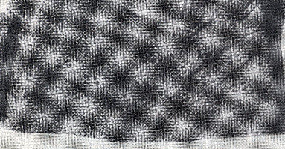Je fais des trous expr s in tricot veritas - Point de cote tricot ...