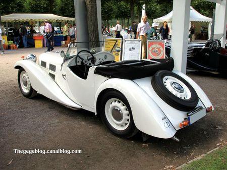 Aero type A30 roadster de 1934 (9ème Classic Gala de Schwetzingen 2011) 02
