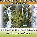 Série Cascades : Saillant-Saint Nectaire