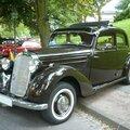 MERCEDES 170SD W136 découvrable 1952 Baden Baden (1)
