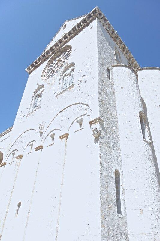 la cathédrale de Trani