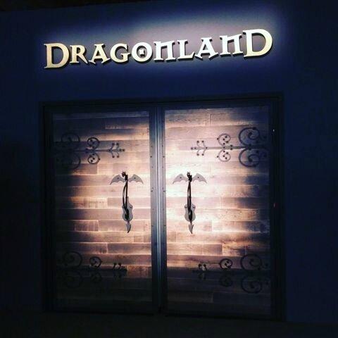 Dragonland l'expo ©Kid Friendly