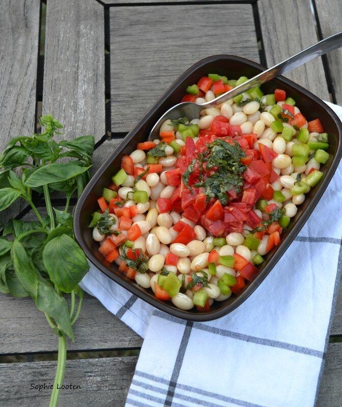 Salade mogettes Andalouse2