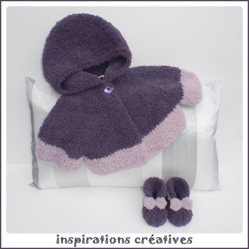 Chapeau d 39 hiver adulte au tricot inspirations cr atives - Faire une boutonniere tricot ...