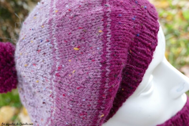 Laroche violet 3