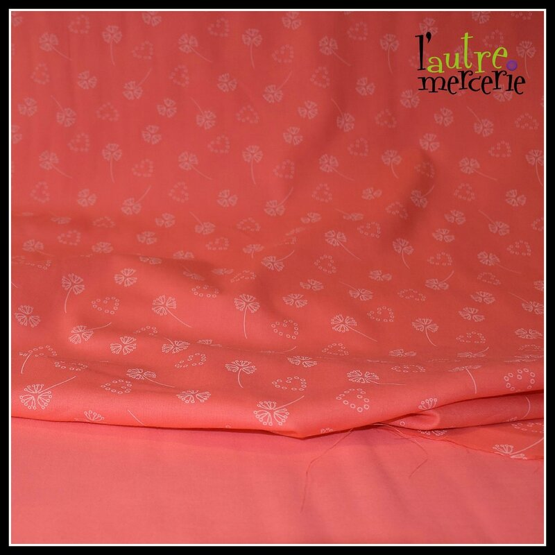 tissus froufrou