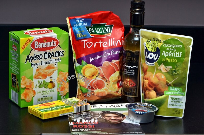 boite à miam, gastronomiz, box culinaire